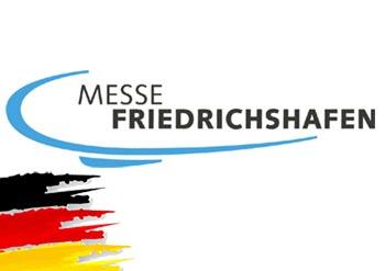 messe Friedrichshafen center